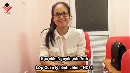 Học viên lớp HC14