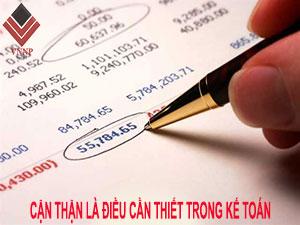 nghề kế toán